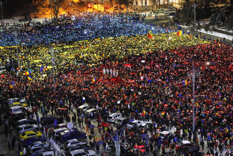 EU presidency puts the spotlight on Romania's justice system