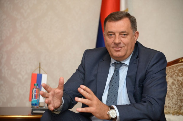 Dodik recognises the realities Bosnia
