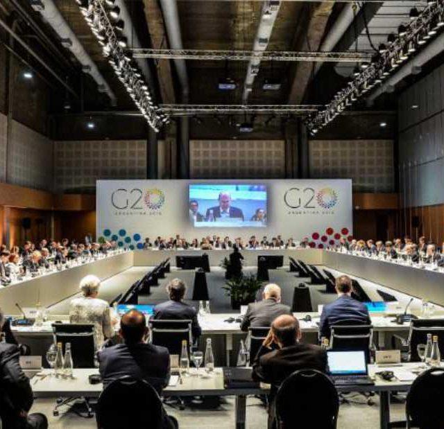 G20 summit in Argentina