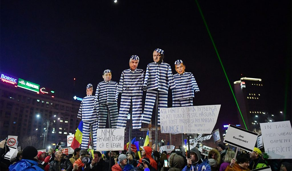 Freedom of the press under threat in Romania