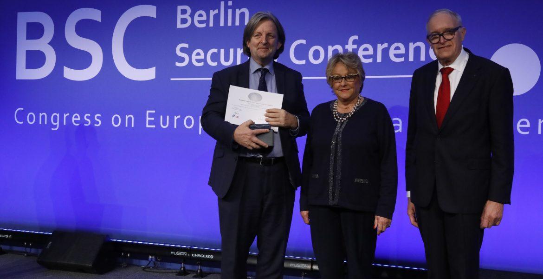 Europeans Receives CiDAN/ESDA Prize