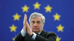 Antonio Tajani President EP