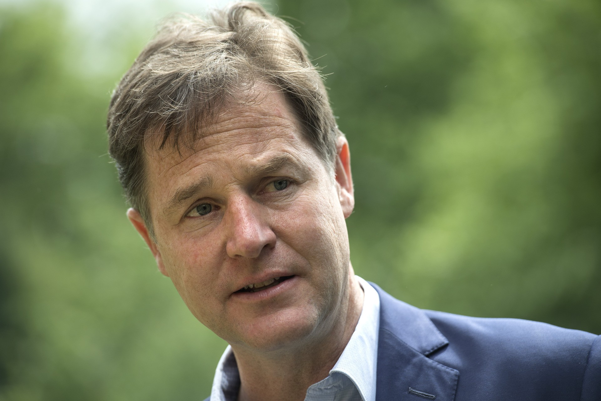 Nick Clegg Facebook