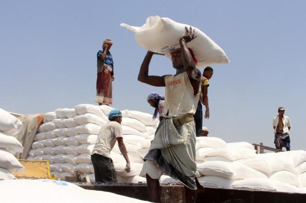 aid to Yemen