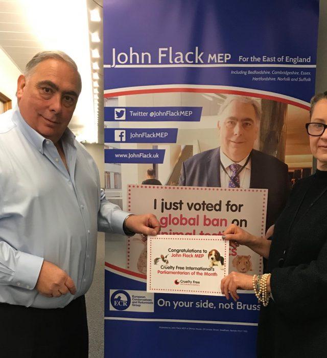John Flack MEP