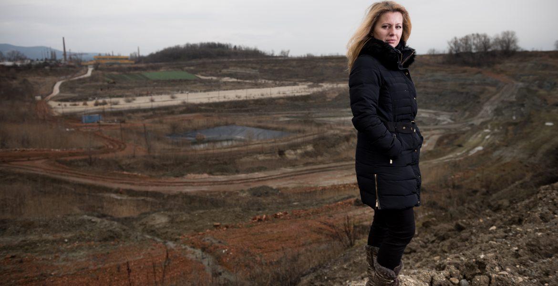 Slovakia At The Crossroads - Zuzana Čaputová