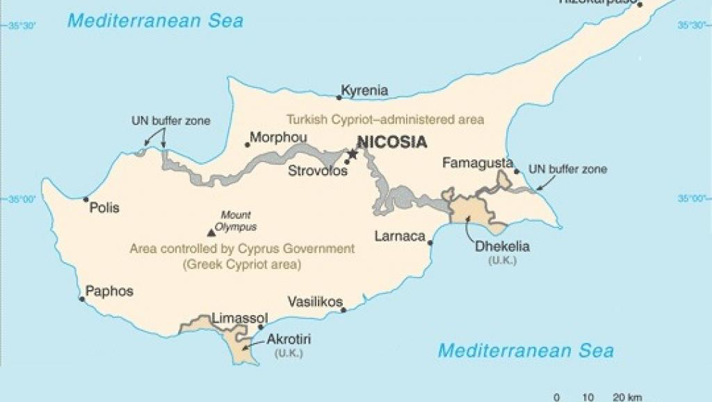 Cyprus: Is No Solution