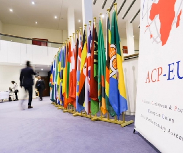 Partnership ACP and EU in Fight Against Climate Change