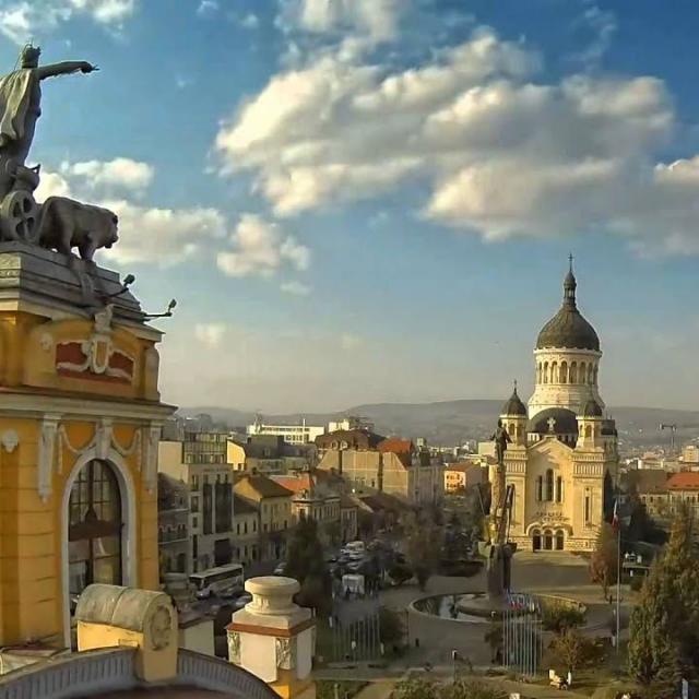 Cluj-Napoca Progressing