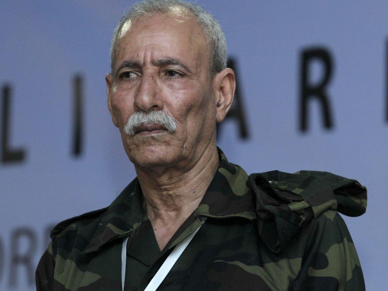 Polisario Leader Brahim Ghali