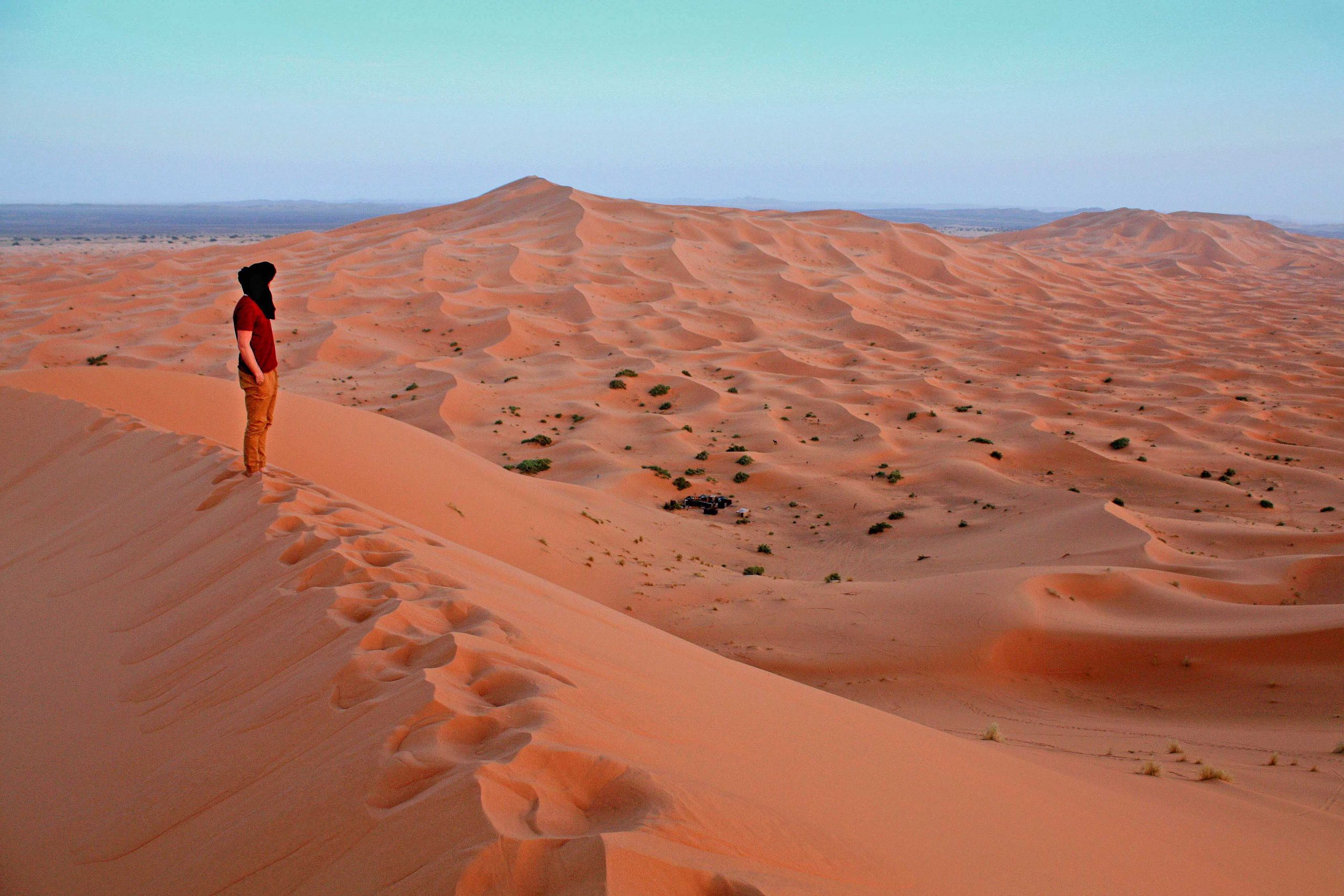 The Moroccan Sahara