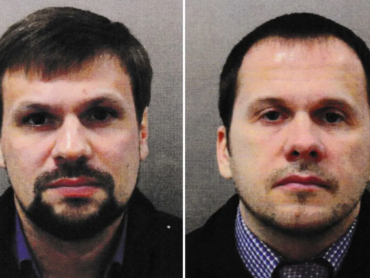 Russian Secret Service Operatives accused of terrorist act in Czech Republic