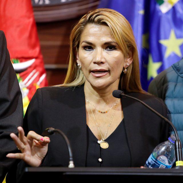 Jeanine Áñez Chavez