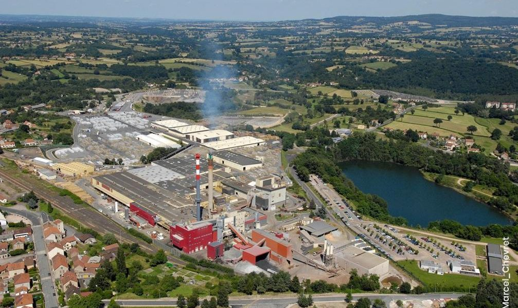 Site for Rockwool factory in Soissons
