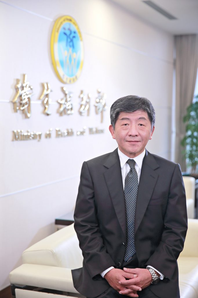 Dr Shih-chung Chen