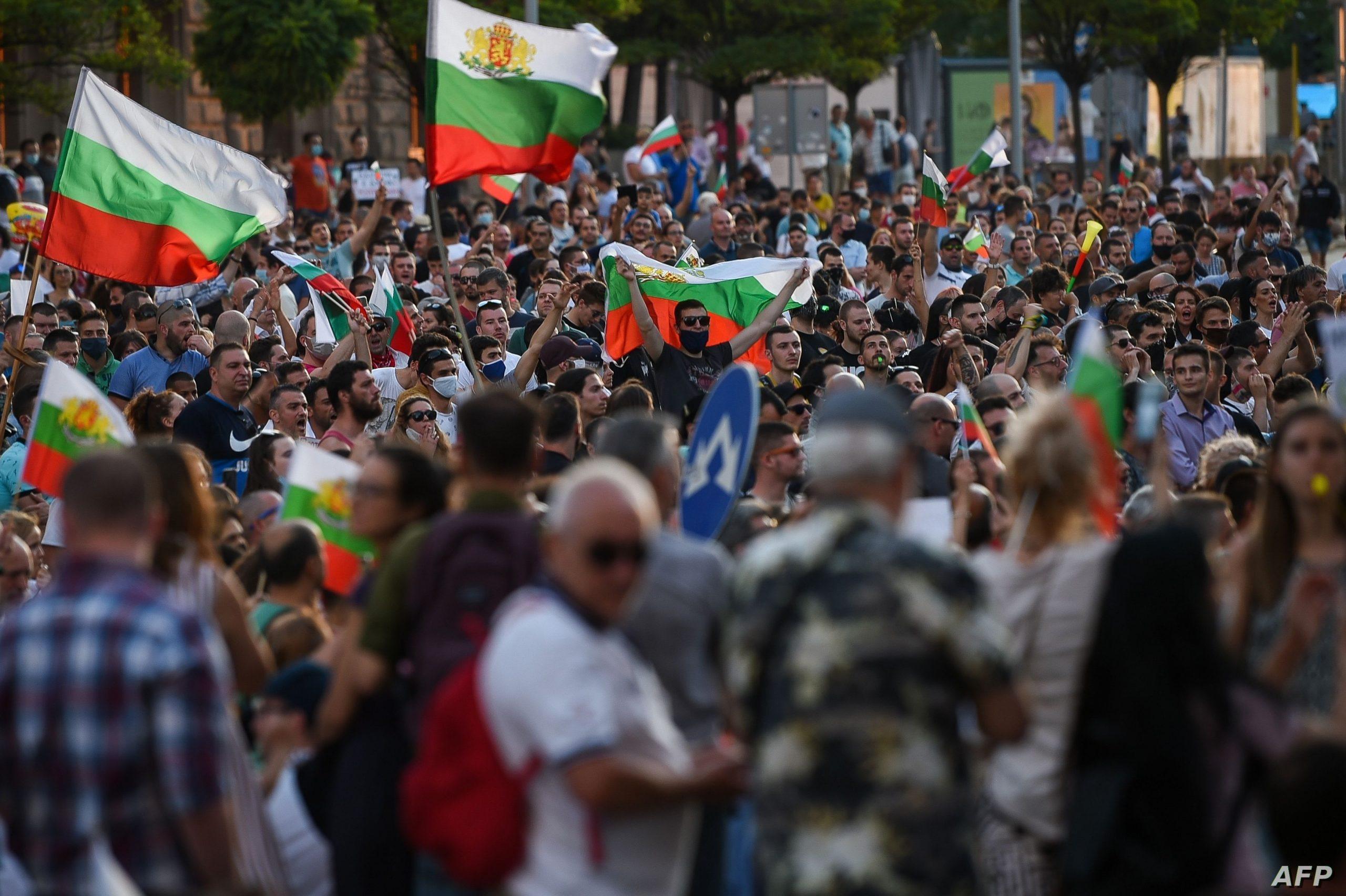 Corruption in Bulgaria