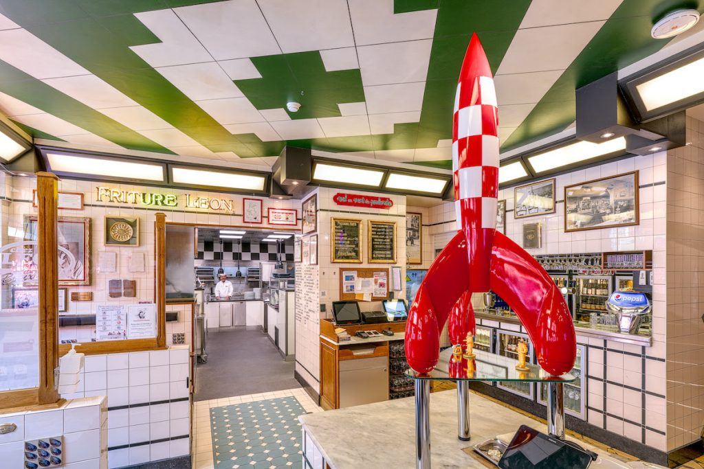 Tin Tin's Rocket
