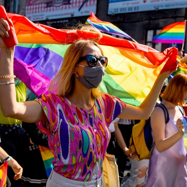 Stop discrimination and homophobic hate crime