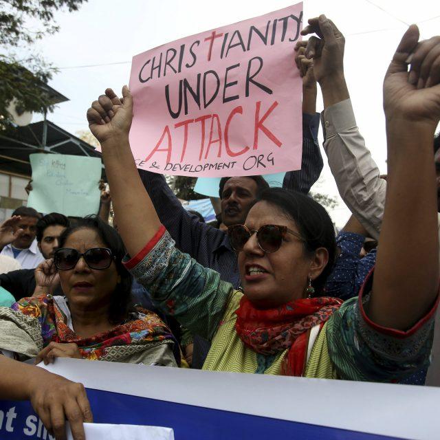 Pakistan Blasphemy Law