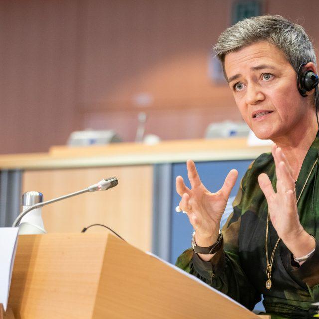 Margrethe Vestager approves aid for R&D