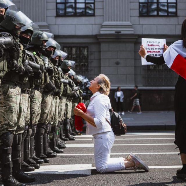 Democratic Revolution in Belarus