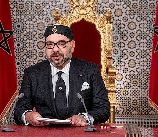King Mohamed VI of Morocco