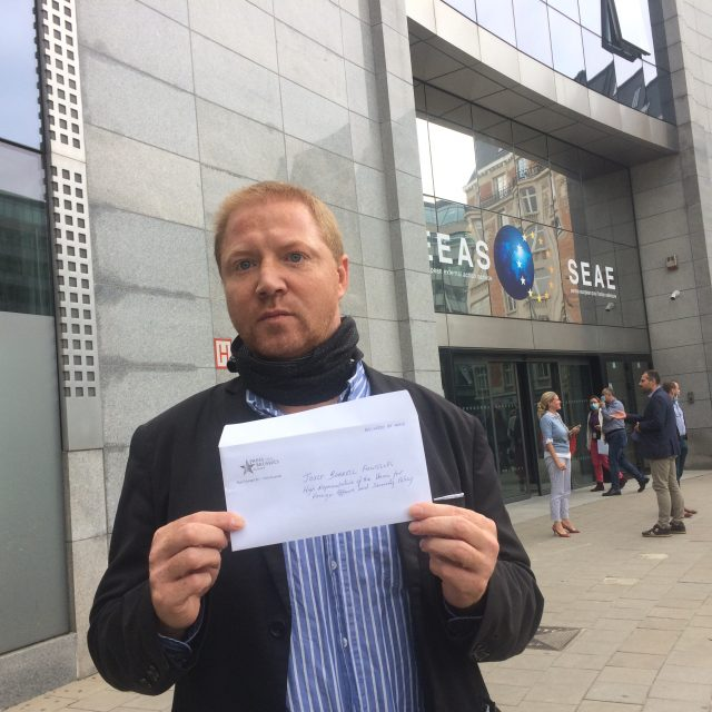 Open Letter to Ramon Borrell