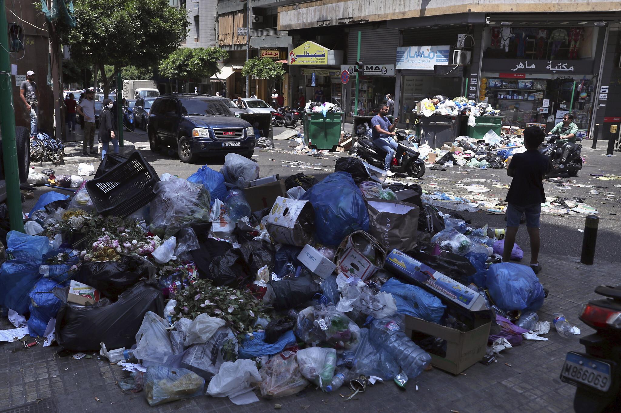 Lebanon Poverty