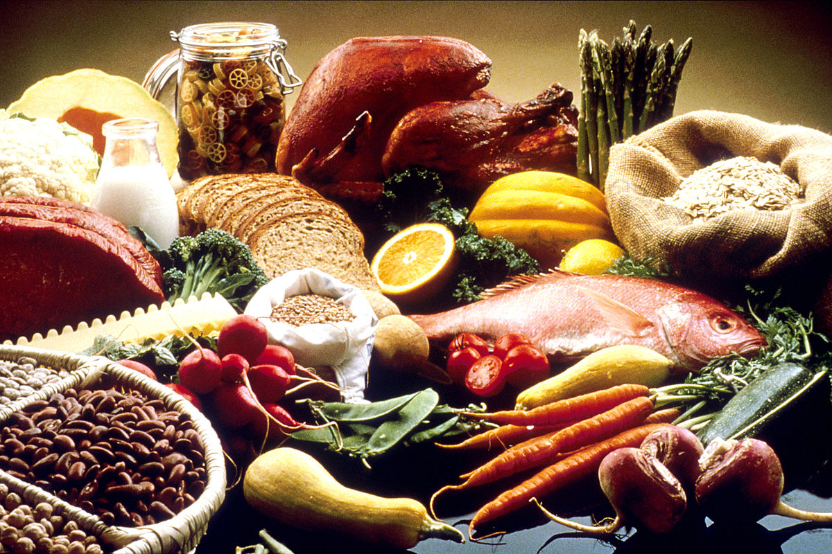 good and healthy food