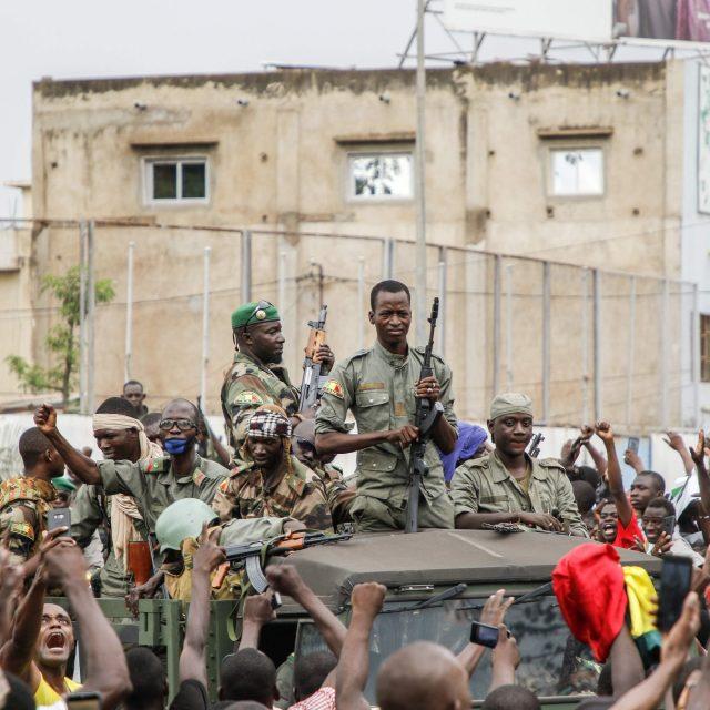 Mali Terrorists