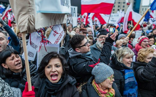 Media Freedom in Poland under threat