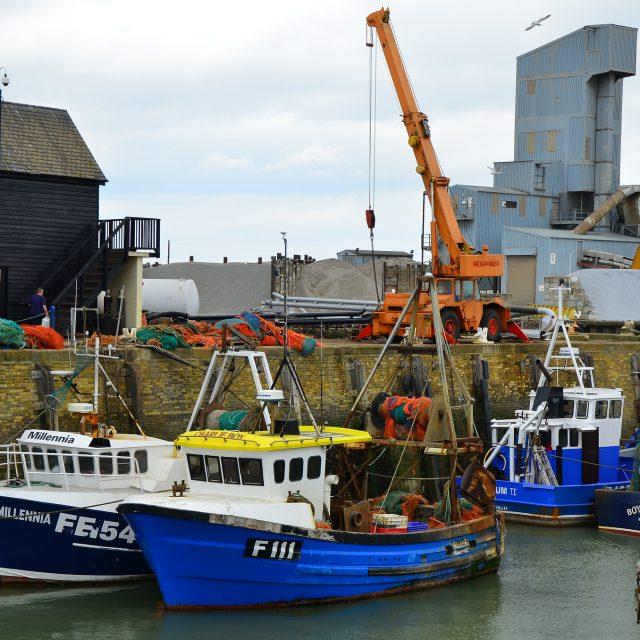 Fossil fuel subsidies for EU fishing