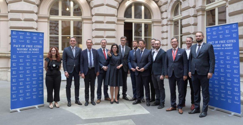 y Karácsony and global alliance of mayors
