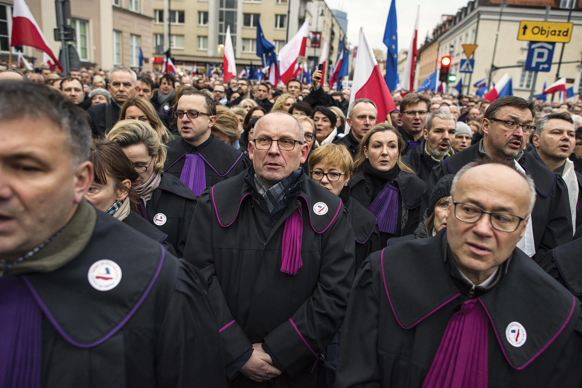 Polish Judicial Independence