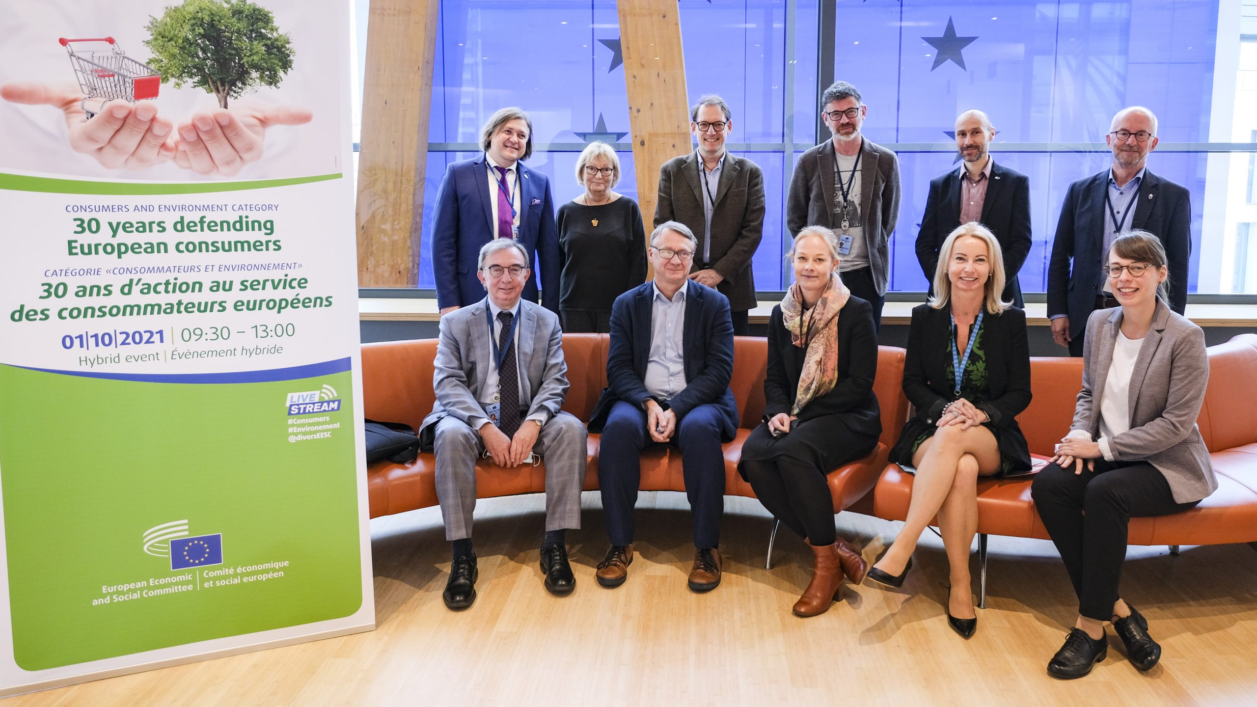 EESC defending consumers for 30 years