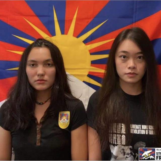 Free Hongkong Free Tibet