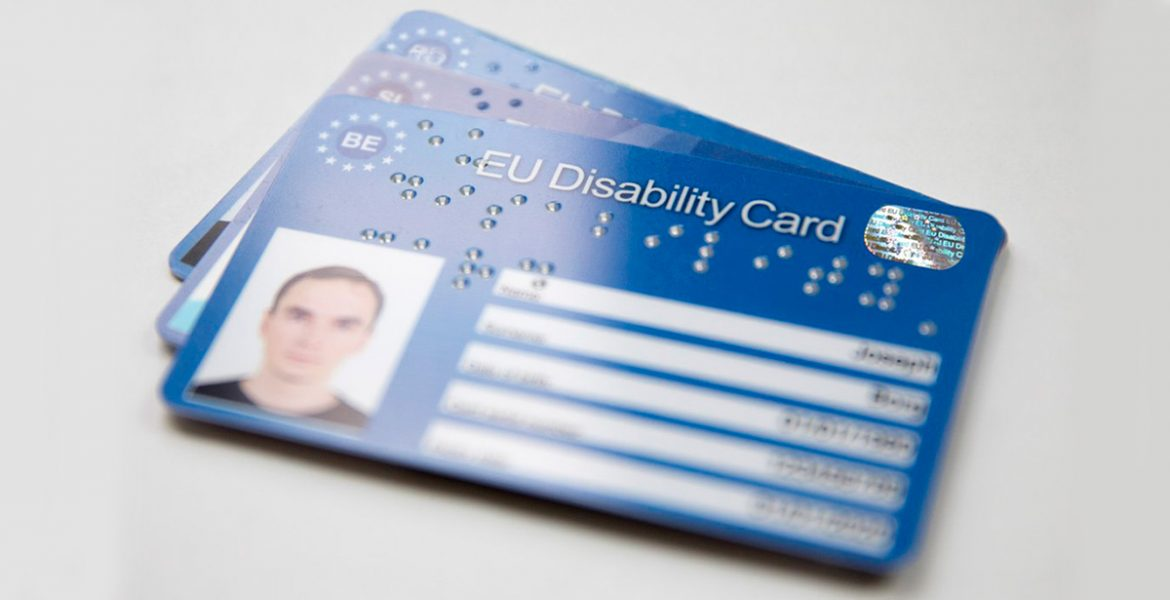 EU Card for the disabled