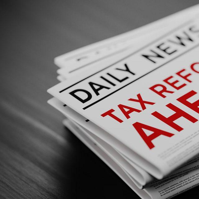EU Tax Reform