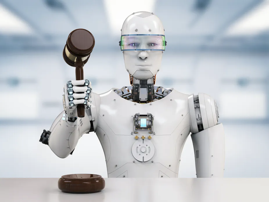 Use of AI in criminal law