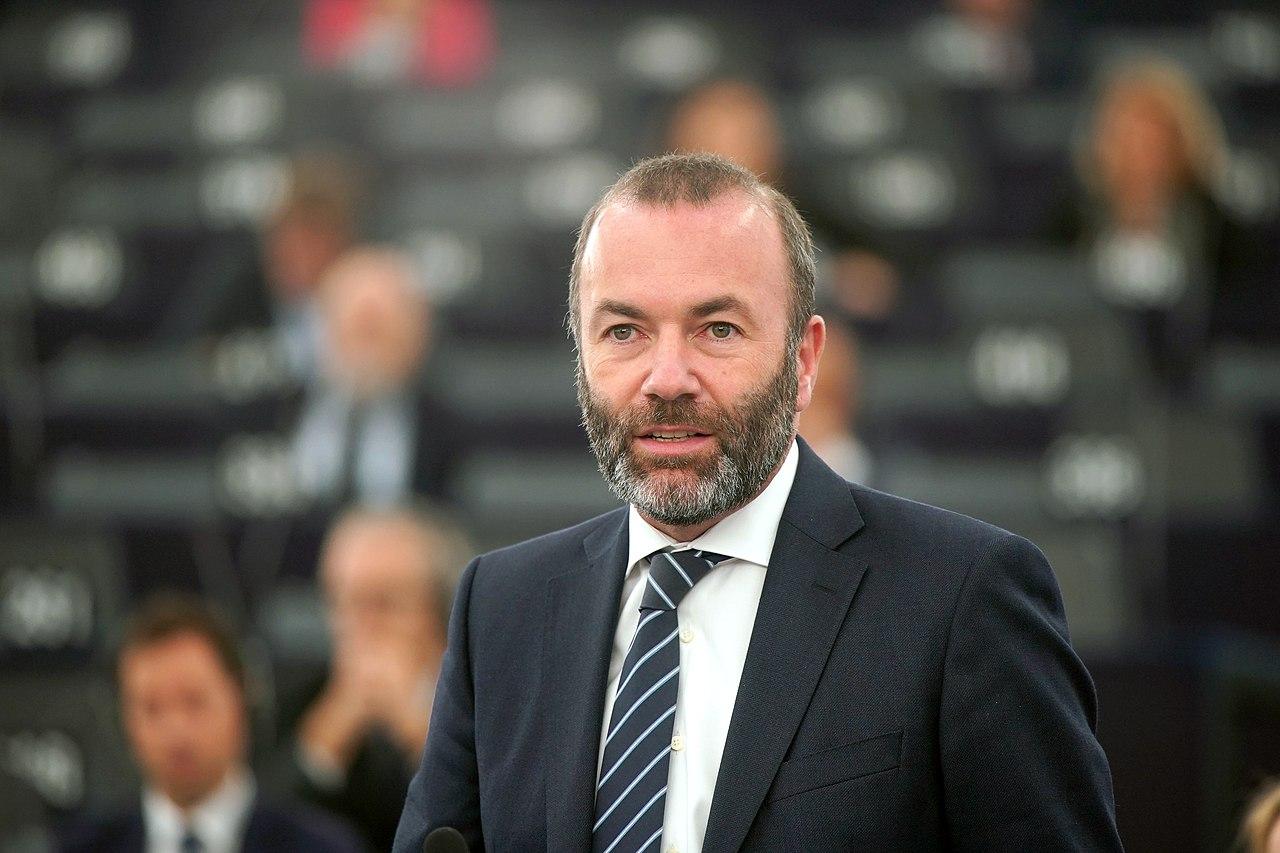 Manfred Weber EPP Chairman