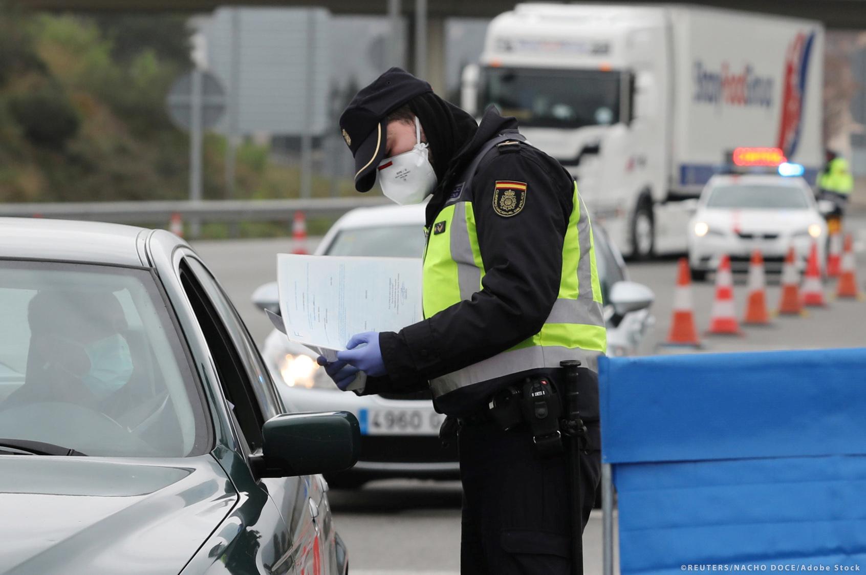 EU Border controls